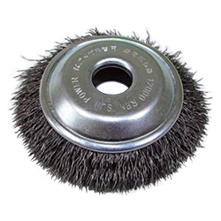 Steel Wire Bevel Brush For Air