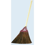 Maple Short Grip Broom