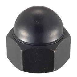 Cap Nut, Small, Fine