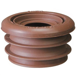 VP/VU Combined, Wall/Floor Drainage, Trap Inlet Diameter Type