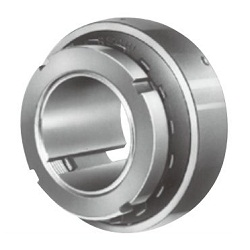 Insert Bearing, Tapered-Hole Type With Adapter, UK+H Type