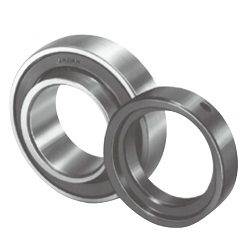 Insert Bearing, Silver Series, Cylindrical-Bore Type With Eccentric Wheel, U+ER Type U000+ER