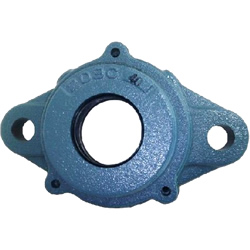 Diamond Flange Shape Unit, Tapered Hole, CUKFL Type