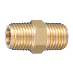 Threaded Joint Hex Nipple NT