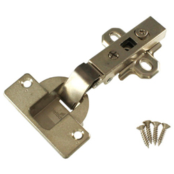 Hettich Slide Hinge, Single Touch, 40 mm (Press Cap)