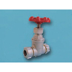 Tube Expansion Fitting for Stainless Steel Pipes, BK Joint, Gate Valve