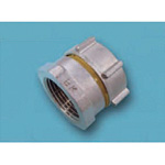 Tube Expansion Fitting for Stainless Steel Pipes, BK Joint, Socket with Female Adapter