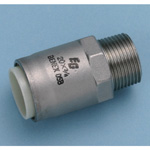 Single-Touch Fitting for Stainless Steel Pipe EG Joint Socket with Male Adapter EGMA/A・EGMA