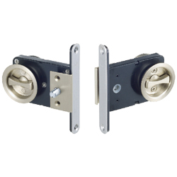 Offset Pull Door Lock (Dual Side Thumb Turn), 277S