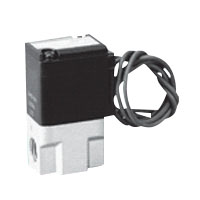 Direct Acting 2 Port Solenoid Valve Unit for Compressed Air (Just Fit Valve) FAB Series