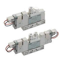 Direct Piping3GA1/2/3R and 4GA1/2/3R Series Unit Valve
