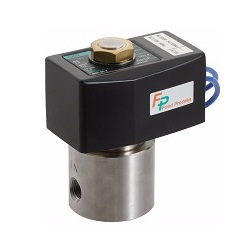 Direct Operation Type 2-Port Solenoid Valve for Food Manufacturing Processes, Single Unit (Multilex Valve) AB31 AB41-FP2 Series