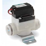 Pilot-Operated, 2-Ports Valve Small size Air Flow Valve EXA Series