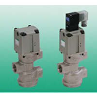 Air operation type 3 port connection valve CV3E/CVS3E series for low pressure
