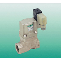 Air operated 2 port valve for medium pressure CV(S)E2 1.6-3.0 MPa model