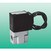 Direct acting 2-port solenoid valve unit for compressed air perfect fit valve FGB series