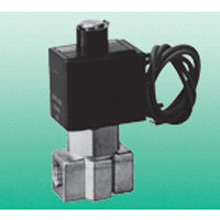 Direct acting 2-port solenoid valve unit for water perfect fit valve FWB series
