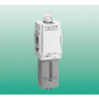 Modular type lubricator standard white series