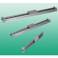 Rodless magnet type, super rodless cylinder, high precision guide, MRG2 series