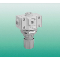 Modular type filter reverse regulator standard white series