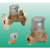 Air operated type 2 port valve cylinder valve SAB *A series