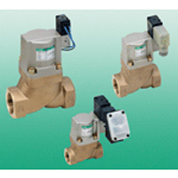 Air operated type 2 port valve Solenoid valve type SVB *W series