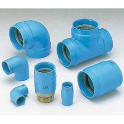 PC Core Fittings - for Lining Steel Pipe Connection - Tee