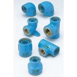 PC Core Fittings, for Appliance Connection, Dissimilar Metal Contact Prevention Fitting, Water Faucet Elbow