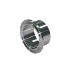 Sanitary Fitting, Ferrule Component, FS Welded Ferrule (for Use with ISO Gas Piping)