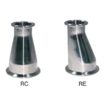Sanitary Fittings Ferrule Parts RC (RE) -F Ferrule Reducer (Concentric, Eccentric)
