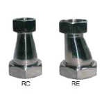 Sanitary Fittings Union Parts RC (RE) -N Nut Reducer (Concentric, Eccentric)