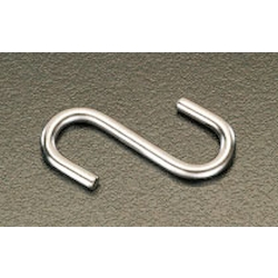 [Stainless Steel] S Hook (5 pcs) EA638EG-21