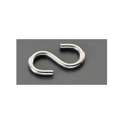 [Stainless Steel] S Hook (5 pcs) EA638EH-4