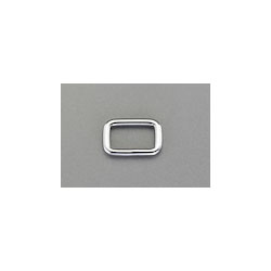 [Stainless Steel] Square Ring EA638JD-26