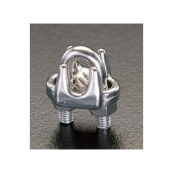 [Stainless Steel] Wire Rope Clip EA638RB-2
