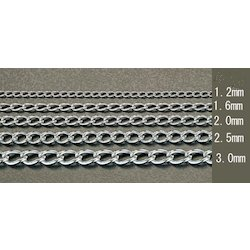 Stainless Steel Twist Link Chain EA980SH-43
