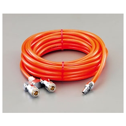 Urethane Hose with Swivel 2-Way Coupler EA125BH-5