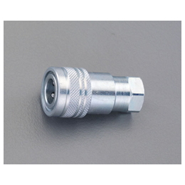 Female Threaded Socket for Hydraulic (with Valve) EA425DP-2