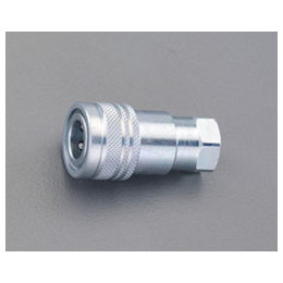 Female Threaded Socket for Hydraulic (with Valve) EA425DP-3