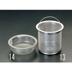 Stainless Steel Drain Basket for Sink EA468DB-14