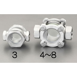 Sight Glass [Stainless Steel] EA469SC-3