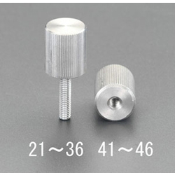 [Stainless Steel] Male/female Threaded Knob EA948BD-45