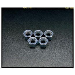 Hexagonal Nut (Unichrome) EA949GG-22