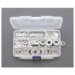 Flat Washer Set [Stainless Steel] EA949LX-3
