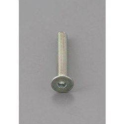 Countersunk Head Bolt with Hexagonal Hole [Trivalent Chromium Plating] EA949MC-425