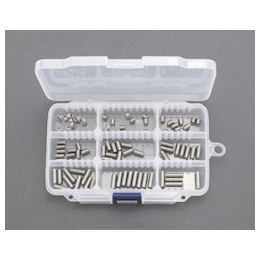Set Screw Set with Hexagonal Hole [Stainless Steel] EA949MR-5