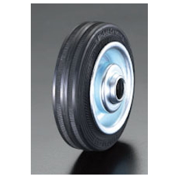 Rubber-tire Steel-rim Wheel EA986MG-4