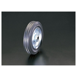 Solid-rubber-tire Steel-rim Wheel EA986MG-400