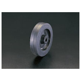 Solid-rubber-tire Nylon-rim Wheel EA986MJ-200