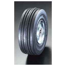 Elastic-tire Steel-rim Wheel EA986MM-400
